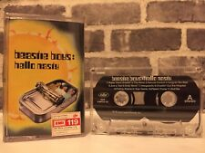 Beastie Boys Hello Nasty Cassette Tape (Capitol/EMI 1998)