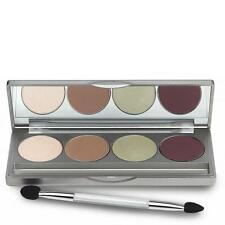 Colorescience Pressed Mineral Eye Shadow Palette - 4 Shades - Enchanted Earth