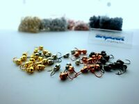 Tungsten Pellet Head Jig with Eye from SHARK size from 030 till 060,ice fishing