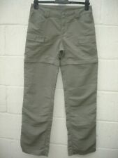 """The North Face Convertible Trousers / Shorts Womens size 6 / W30"""" L34"""""""