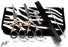 "Professionale 5.5"" Parrucchieri Taglio capelli Forbici Salone Barbiere SET KIT"