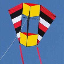NEW 31In B-box 3D Nylon Kite Outdoor fun Sports novelty stunt kites red