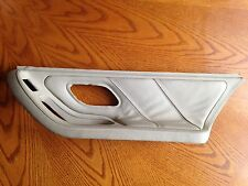 BMW E38 OEM Rear Right DOOR HANDLE Leather 740i 740iL 750iL Oyster Pearl Beige
