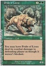 Pride of Lions // NM // STARTER 1999 // Engl. // Magic the Gathering