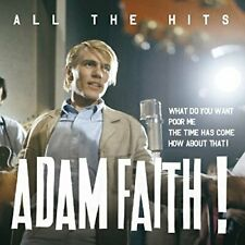 Adam Faith - All The Hits [CD]