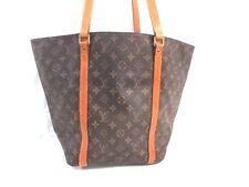 Authentic LOUIS VUITTON Monogram Sac Shopping M51109 Shoulder Bag NO 0967