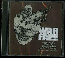 Warfare Metal Anarchy The Original Metal Punk Sessions CD new
