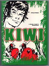 hugo pratt stelio fenzo KIWI i grandi fumetti mondadori prima 1 Ia edizione 1975
