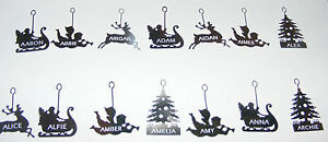 x1 Carousel Charm LETTER A, Christmas Tea light, personalised  decoration, gift?