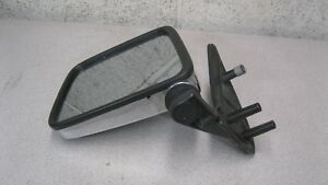 1986.5 - 1997 NISSAN D21 HARDBODY LEFT SIDE VIEW MIRROR CHROME OEM