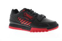 World Of Troop Cobra 1CM00393-030 Mens Black Casual Low Top Sneakers Shoes