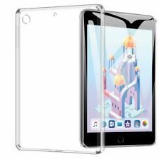Para Apple iPad Mini 5 2019 Cristal Transparente Blando Gel TPU silicona caso cubierta trasera