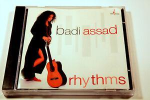 ✅ AUDIOPHILE Referenz CD - Badi Assad - Rhythms - Chesky Records ⭐⭐⭐⭐⭐ - j1