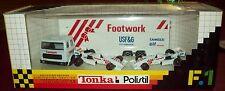 Tonka-Polistil-Portauto scuderia Footwork   serie RJ scala 1/55