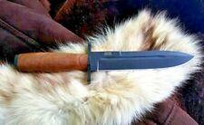 Kizlyar Knife Russian Hunting SAMSONOV Black AUS8 Steel Ltd KIZLYAR