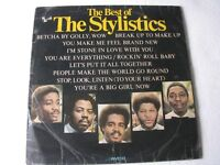 The best of The Stylistics LP Record World India-1524