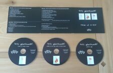 RARE Fruits De Mer Kris Gietkowski Three Of A Kind 3CD Set Prog Psych Rock