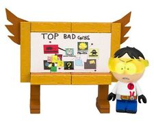 South Park Wave 1 Toolshed Stan with Top Bad guys board McFarlane