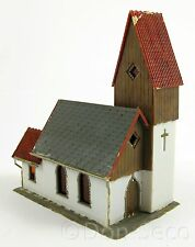Faller Dorfkirche H0 für Bastler