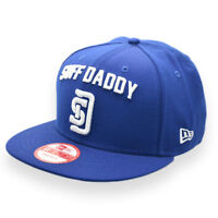 NEW ERA SUFF DADDY 9FIFTY BLUE SNAPBACK CAP