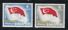 Singapore - Scott #s 49-50