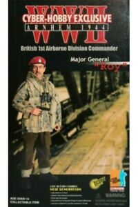 "Dragon Cyber-Hobby Exclusive Maj Gen ""Roy"" Urquhartt British 1st Airborne NIP"