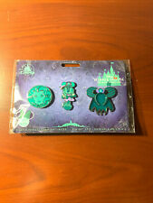 New listing Minnie Mouse: The Main Attraction Pin Set - The Haunted Mansion In Hand Sold Out