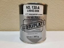 Lubriplate No.130-A Mil Spec Grease 14 oz can - Dented Can