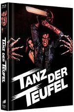 Mediabook Evil Dead TANZ DER TEUFEL - UNCUT Limited Edition COVER B BLU-RAY Box