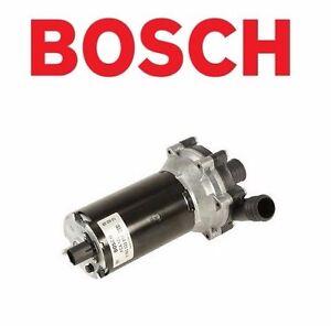 For Mercedes Benz W203 W215 W230 Engine Auxiliary Water Pump Bosch 000 500 03 86