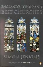 England's Thousand Best Churches by Simon Jenkins (Paperback, 2000)