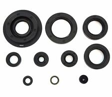 Engine Oil Seal Kit - Honda GL1100 Gold Wing - 1980-1981 - 10 Seals - Oil Pump