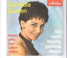 CARMELA CORREN - Sei nicht traurig, geliebte Mama