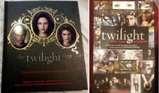 The Twilight Saga The Complete Film Archive + Twilight Directors Notebook NM