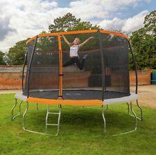 Sportspower Outdoor Trampoline with Enclosure - 426cm