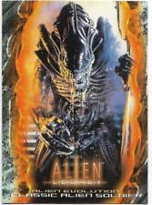 1998 Inkworks Alien Legacy Base Card (64) The Classic Alien Soldier