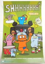 UglyDoll Comic  Promtional Poster  17 x 11  San Diego Comic Con 2013  Exclusive