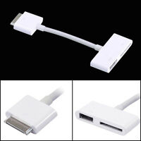 1080P Dock Connector to HDMI HD TV Cable Adapter for iPad 2 3 iPhone 4 4S iPod