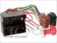 Audi Seat Skoka VW Golf V Touran Quadlock Radio Adapter Radioadapter Stecker