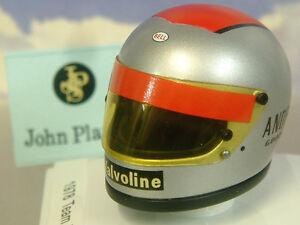 Tsm Truescale Miniatures 1/8 F1 Casco Mario Andretti Team Lotus 1978 TSM13AC19