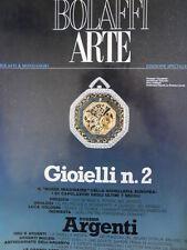 Bolaffi ARTE Gioielli Orologi edizione speciale 1978 vol.2  [C45A]