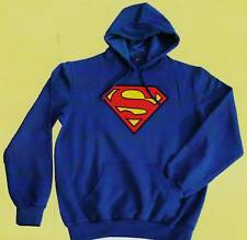 FELPA SUPERMAN ORIGINALE unisex adulto M