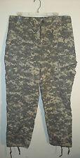 green digital camo combat cargo pants size Large - Short - 36 x 29