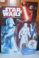 Star Wars The Force Awakens FIRST ORDER SNOWTROOPER Misb New Disney