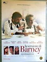 DVD • LA VERSIONE DI BARNEY CON DUSTIN HOFFMAN Drammatiico ITALIANO ORIGINALE