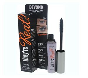 New Benefit They're Real Mascara Beyond Black  0.3 Ounce skid/2