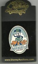 Disney pin Minnie Mouse Airlines DA LE 1000
