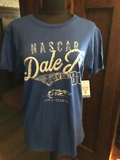 Dale Earnhardt Jr #88 Faded Graphic Mens NASCAR T-Shirt New