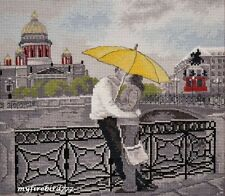 NEW UNOPENED Russian Counted Cross Stitch KIT OVEN 763 St. Petersburg Romance