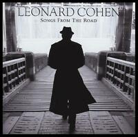 LEONARD COHEN - SONGS FROM THE ROAD CD ~ AVALANCE~SUZANNE~HALLELUJAH~FOLK *NEW*
